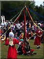 TQ1145 : Abinger Medieval Fair by Jonathan Hutchins