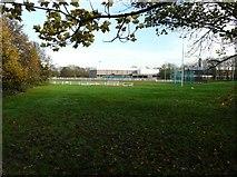 TQ7668 : Part of Medway Park by John Baker