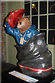 "TQ3080 : ""Special Delivery"", Paddington Bear, Covent Garden by Oast House Archive"