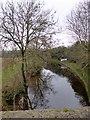 SJ4434 : Llangollen Canal from Lyneal Lane bridge by David Smith