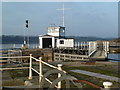 SO6602 : Entrance to Sharpness Docks by Chris Allen