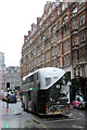 TQ2779 : New Routemaster on Knightsbridge by Oast House Archive