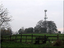 SJ5444 : Transmitter near Wirswall by Stephen Craven