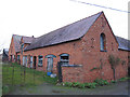 SJ5544 : Stable block at Deemster Manor by Stephen Craven