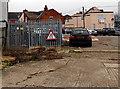 SU5290 : Edinburgh Drive electricity substation, Didcot by Jaggery