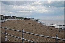 TQ7407 : Beach at Bexhill by N Chadwick