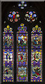 SK9771 : Window s.III, Lincoln Cathedral by J.Hannan-Briggs