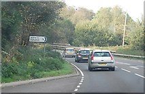 TG2202 : A140, Ipswich Rd by N Chadwick