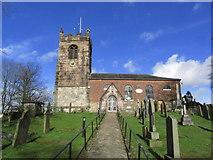 SJ8255 : All Saints' Church, Church Lawton by Colin Park