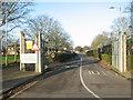 TG0018 : Robertson Barracks (RAF Swanton Morley) by Evelyn Simak