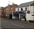 ST3247 : Rob's Fish Bar in Highbridge by Jaggery