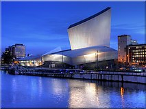 SJ8097 : Imperial War Museum North by David Dixon