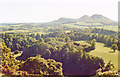 NT5934 : 'Scott's View' from Bemersyde Hill to the Eildons by Ben Brooksbank