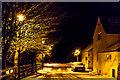 NO0300 : Minor road, Crook of Devon by William Starkey
