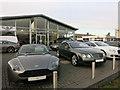TL4661 : Bentley Cambridge by Hugh Venables