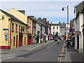 N4352 : Mullingar - View N along Mount St by Colin Park
