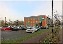 TL4761 : HP, Cambridge Business Park by Hugh Venables