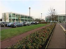 TL4761 : Offices, Cambridge Business Park by Hugh Venables