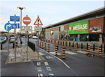 TL4658 : Homebase, Cambridge Retail Park by Hugh Venables