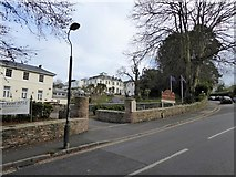 SX9263 : Lincombe Hall Hotel, Torquay by David Smith