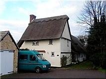 TL3142 : Seventeenth century cottage, Litlington by Bikeboy