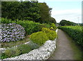 S4034 : The path around Windgap Grotto by Humphrey Bolton