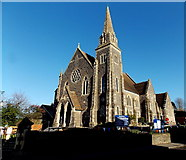 ST8026 : Gillingham Methodist Church by Jaggery