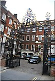 TQ3280 : Gateway, College of Arms by N Chadwick