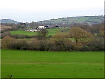 SS9601 : Lower Hayne seen from Killerton Park by David Smith