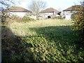 SU1488 : Former allotment gardens by Alex McGregor