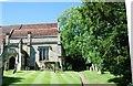 TQ5243 : Church of St John by N Chadwick