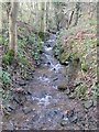 SE0619 : Stream - Branch Road by Betty Longbottom