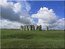 SU1242 : Stonehenge - World Heritage Site by Colin Park