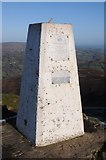 SO2718 : Trig point on Sugar Loaf by Philip Halling