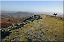 SO2718 : On the summit of Sugar Loaf by Philip Halling