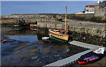 NJ5866 : Portsoy Old Harbour by Michael Garlick