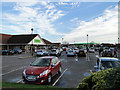 TG5005 : Co-operative shop and petrol station by Adrian S Pye