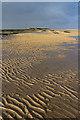 SJ1987 : View towards Hilbre Island by William Starkey