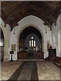 TM3669 : Inside of St.Peter's Church by Geographer
