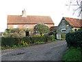 TG0609 : High House Farm (farmhouse) by Evelyn Simak