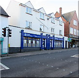 SO3014 : Citizens Advice Bureau and Gateway Credit Union shared office in Abergavenny by Jaggery