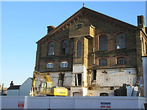 TQ7868 : Medway House changes by David Anstiss