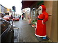 H4572 : Santa Claus, Omagh by Kenneth  Allen