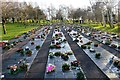 SJ9202 : Bushbury Crematorium - Christmas Day 2014 by John M
