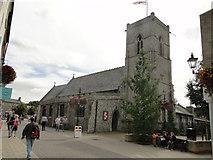 TL8783 : St Cuthbert's church, Thetford by Adrian S Pye
