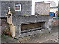 SU7073 : Drinking trough in Bedford Road by Rose and Trev Clough