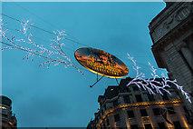 TQ2980 : Regent Street, London W1 by Christine Matthews