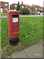 TL1858 : Potton Road Postbox by Adrian Cable