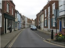 TA1767 : High Street, Old Town by Stephen Armstrong