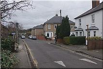 TQ2160 : Heathcote Road, Epsom by Stephen McKay